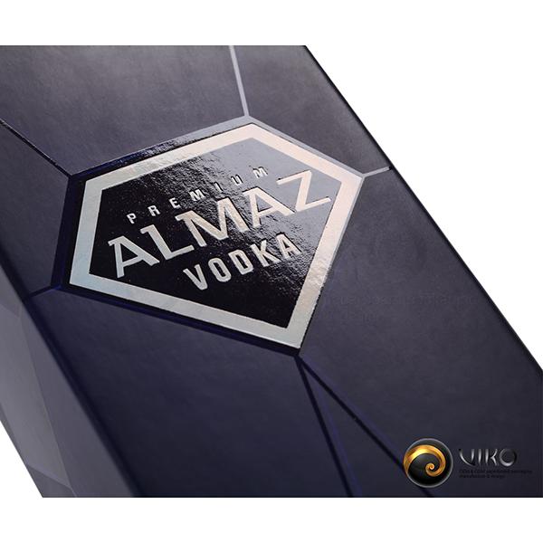Алкоголь / Индивидуальная упаковка / Упаковка Индивидуальная Almaz 300*75*50 мм