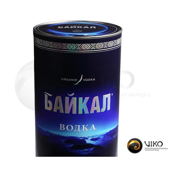 Алкоголь / Упаковка Тубус /