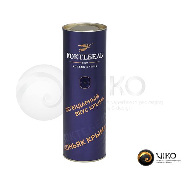 Упаковка Тубус Коктебель 86х265 мм