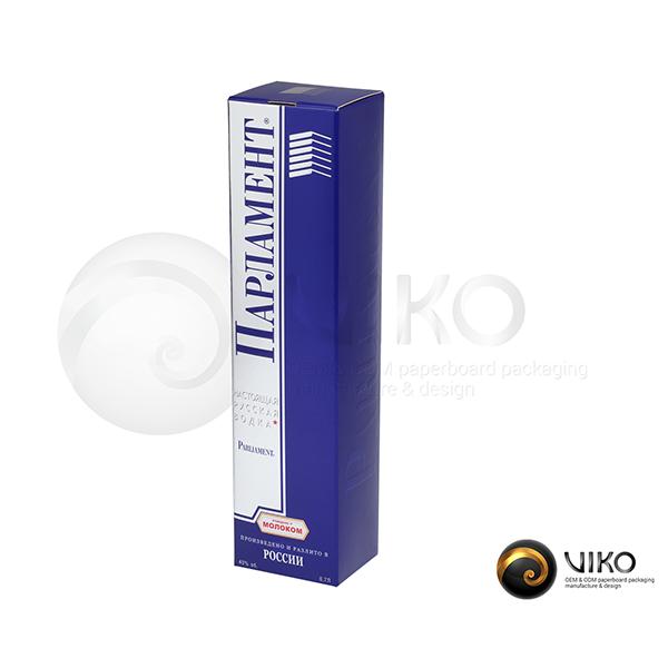 Упаковка Индивидуальная Парламент 310*75*65 мм