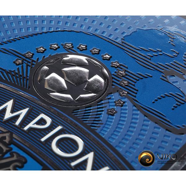 Алкоголь / Индивидуальная упаковка / Упаковка Индивидуальная Champions 318*97*65 мм