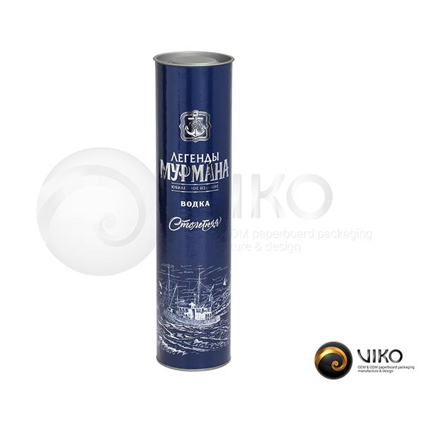 Упаковка Тубус легенды Мурмана 76x307 мм