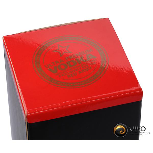 Алкоголь / Индивидуальная упаковка / Упаковка Индивидуальная Red Army 300*80*80 мм