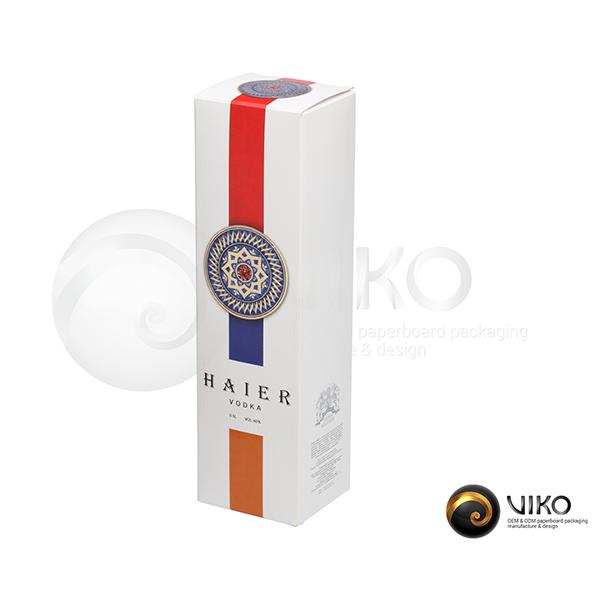 Алкоголь / Индивидуальная упаковка / Упаковка Индивидуальная Haier 300*85*70 мм