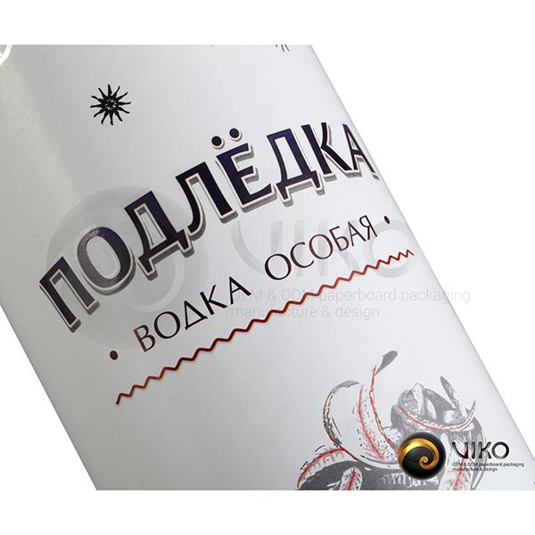 Алкоголь / Упаковка Тубус / Упаковка Тубус Подледка 72,8х320 мм
