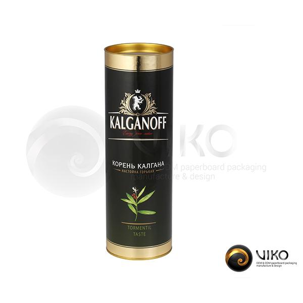 Упаковка Тубус Kalganov 92x292 мм