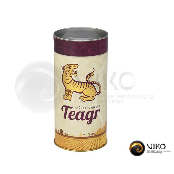 Упаковка Тубус Teagr 72,8x160 мм