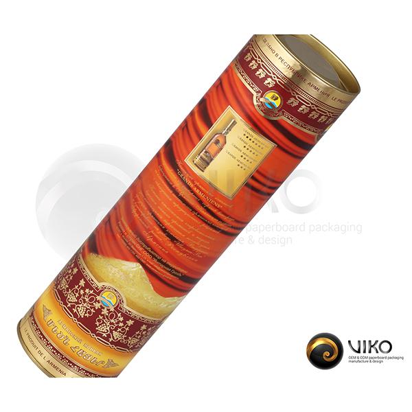 Алкоголь / Упаковка Тубус / Упаковка Тубус Grand Armeniens 80,5x300 мм