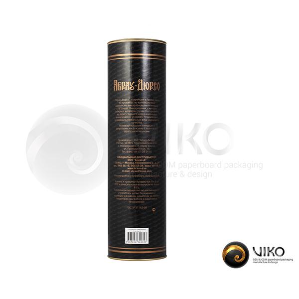 Алкоголь / Упаковка Тубус / Упаковка Тубус Абрау-Дюрсо 92x346 мм