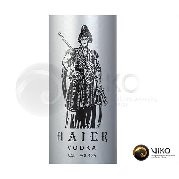 Алкоголь / Упаковка Тубус / Упаковка Тубус легенды Haier 80,5x310 мм
