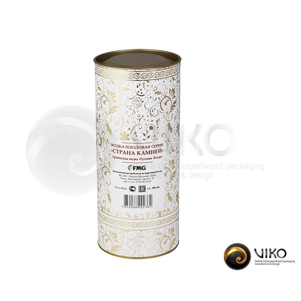 Алкоголь / Упаковка Тубус / Упаковка Тубус легенды Stone Land 92x220 мм