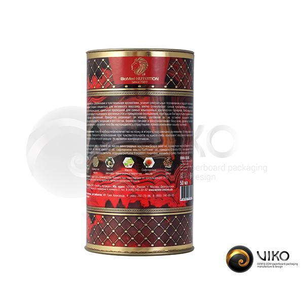 Алкоголь / Упаковка Тубус / Упаковка Тубус Фруктовая фантазия 63x120 мм