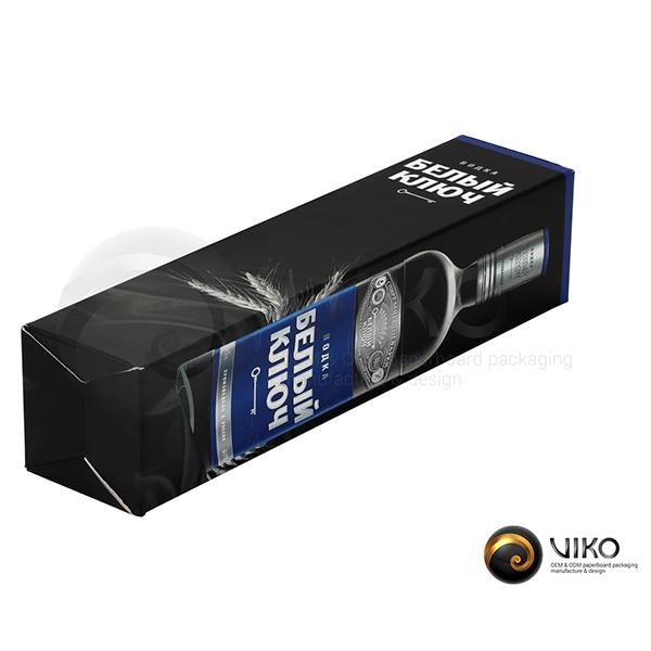 Алкоголь / Индивидуальная упаковка / Упаковка Индивидуальная Белый ключ 290*60*60 мм