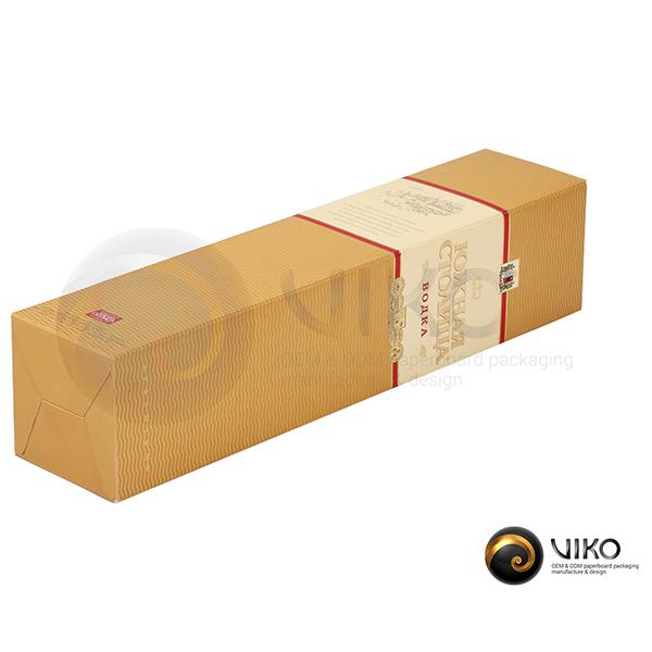 Алкоголь / Индивидуальная упаковка / Упаковка Индивидуальная Южная столица 225*145*70 мм