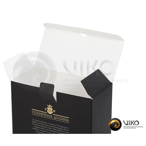 Алкоголь / Индивидуальная упаковка / Упаковка Индивидуальная Солнечная жизнь 225*145*70 мм