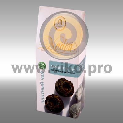 Упаковка для листового чая Nadin, 70х40х148мм