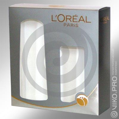 Подарочная упаковка для косметики LOREAL