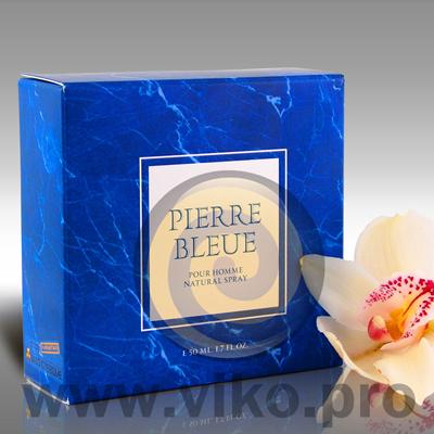 Упаковка для духов Pierre Bleue 120х45х120мм