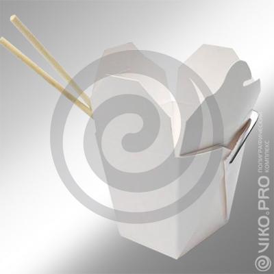 Картонная упаковка Ланч Бокс 2