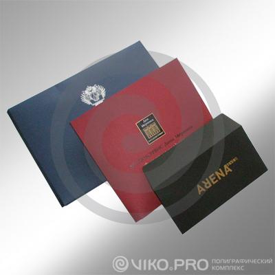 Картонный конверт 220*110 мм