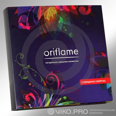 """Корпоративный подарок """"Oriflame"""" 180х150х50 мм"""