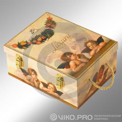 Упаковка для постельного белья Luxury