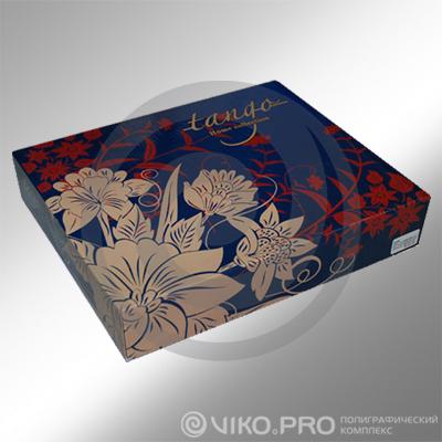 """Упаковка для постельного белья """"Tango"""" 520х305х80"""