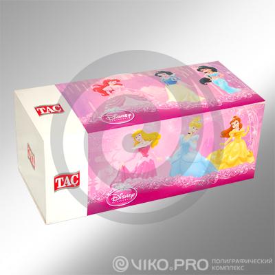 Упаковка для постельного белья TAC
