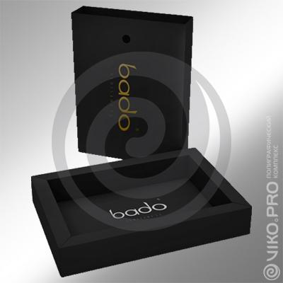 Текстиль / Для рубашек / Упаковка для рубашки Bado 360х235х40мм