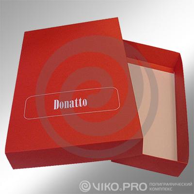 Упаковка для рубашки Donatto 330х230х45мм