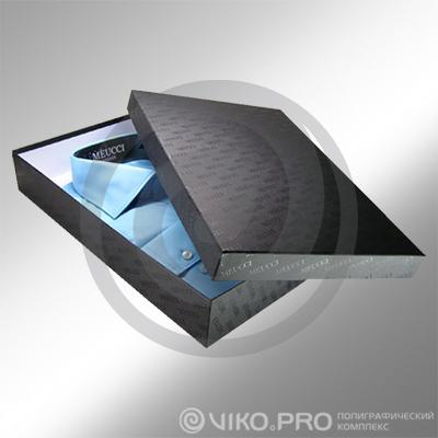Упаковка для рубашки MEUCCI 370х248х60