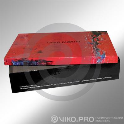 Упаковка для женской обуви 340х230х110мм