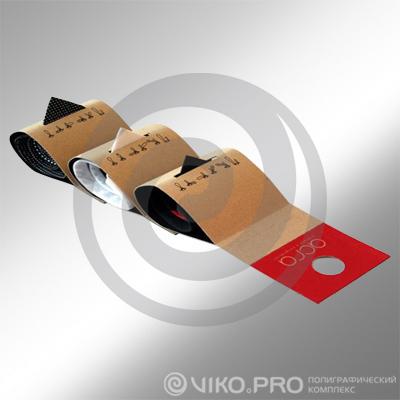 Упаковка для галстука 95х210мм