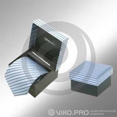 Упаковка для галстука 82х82х82мм 2