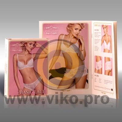 Упаковка для женского нижнего белья YAX