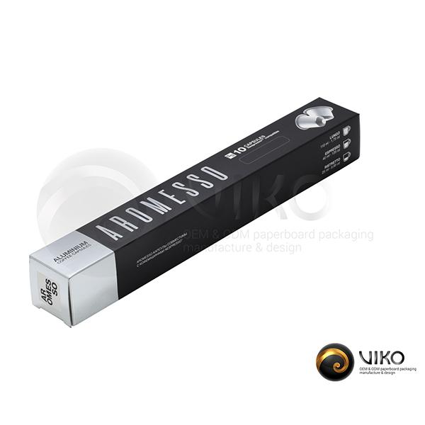 Упаковка для капсул AROMESSO, 280*40*40 мм