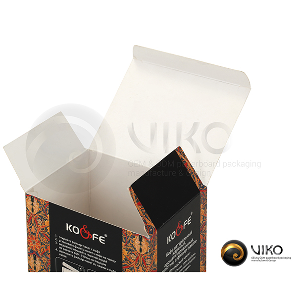 "Упаковка для кофе ""Drip Bag Coffe"""