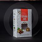 Картонная упаковка для конфет Царские дни 90х150х55мм