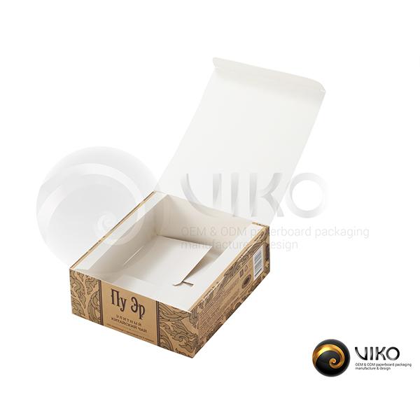 Упаковка для чая Пу Эр 150*170*60 мм