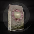 Упаковка для рассыпного травяного чая Бодрость 220*130*60мм