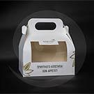 Картонная упаковка для торта MRIYA 200х150х100 мм